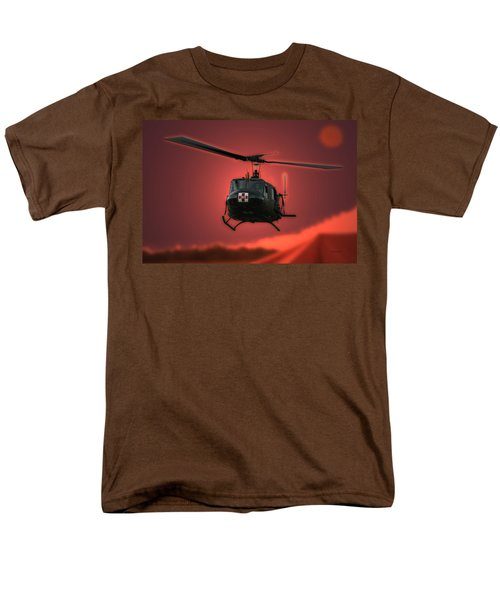 Medevac The Sound Of Hope Men's T-Shirt  (Regular Fit) by Thomas Woolworth