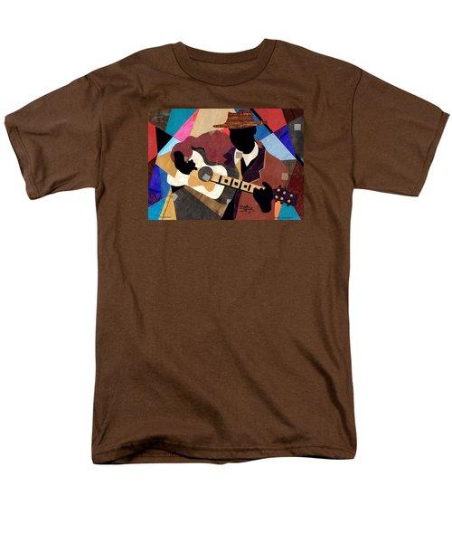 Memphis Blues Men's T-Shirt  (Regular Fit) by Everett Spruill
