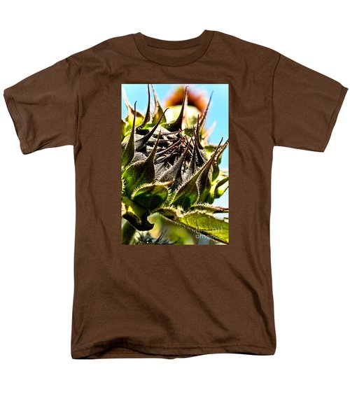 Men's T-Shirt  (Regular Fit) featuring the photograph Mexican Sunflower by Joel Loftus