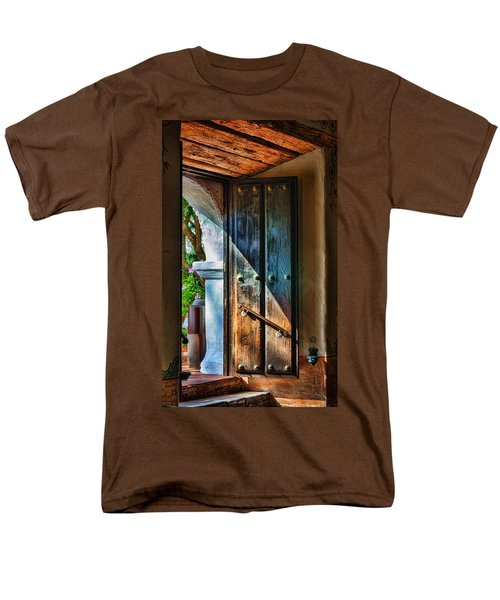 Mission Door Men's T-Shirt  (Regular Fit)
