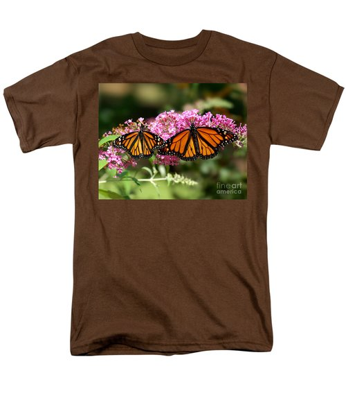 Monarch Butterflies Men's T-Shirt  (Regular Fit)