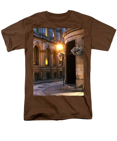 Montreal Night Men's T-Shirt  (Regular Fit) by Steve Archbold