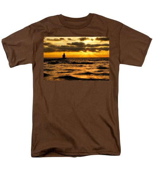 Moody Morning Men's T-Shirt  (Regular Fit)