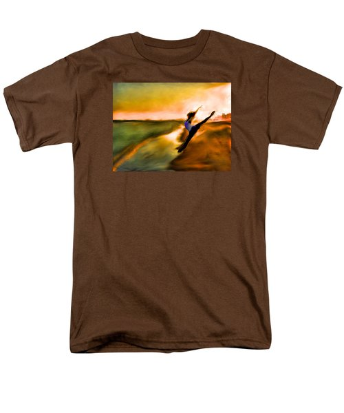 Moose In Law Men's T-Shirt  (Regular Fit) by Terence Morrissey