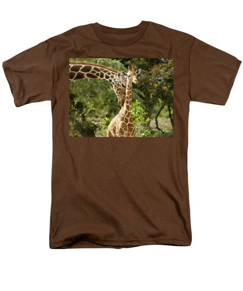 Mothers' Love Men's T-Shirt  (Regular Fit) by Swank Photography