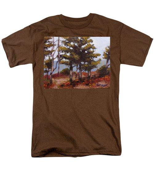 Mountain Top Pines Men's T-Shirt  (Regular Fit) by Jason Williamson