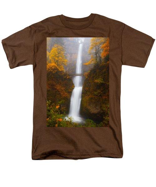 Multnomah Morning Men's T-Shirt  (Regular Fit) by Darren  White