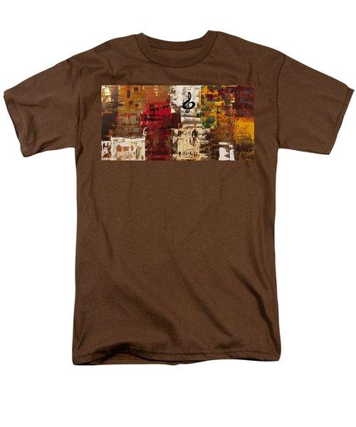 Music World Tour Men's T-Shirt  (Regular Fit) by Carmen Guedez