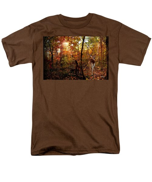 My Place Men's T-Shirt  (Regular Fit) by Bill Stephens
