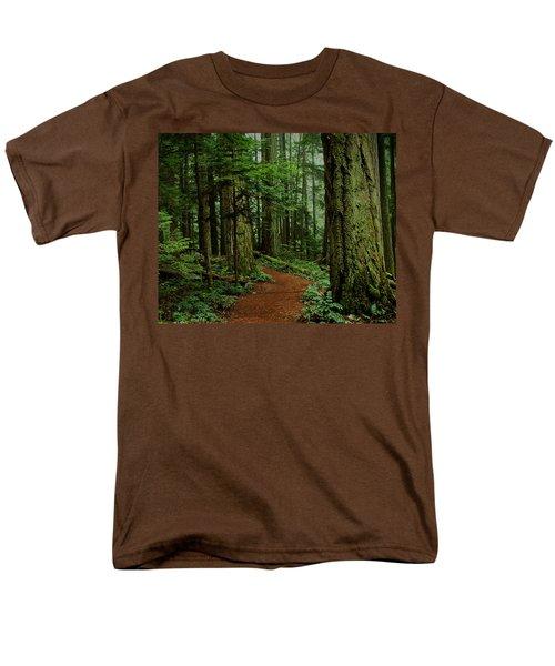 Mystical Path Men's T-Shirt  (Regular Fit) by Randy Hall