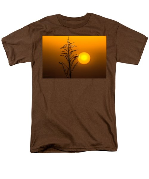 Mystical Sunset Men's T-Shirt  (Regular Fit) by Shelby  Young