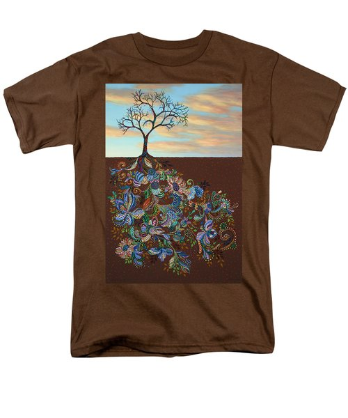Neither Praise Nor Disgrace Men's T-Shirt  (Regular Fit) by James W Johnson