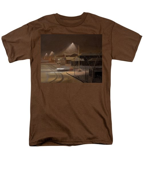 Night Drive Men's T-Shirt  (Regular Fit) by Thu Nguyen