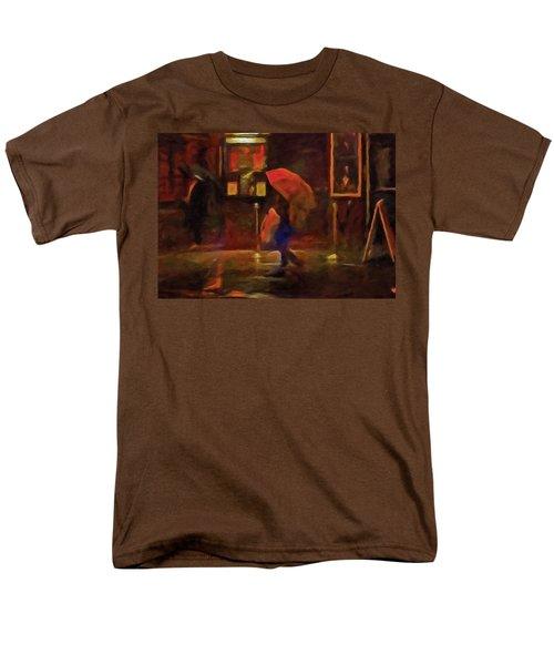 Nightlife Men's T-Shirt  (Regular Fit) by Michael Pickett