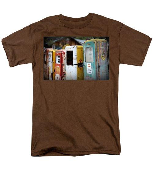 No Lead Men's T-Shirt  (Regular Fit) by Lynn Sprowl