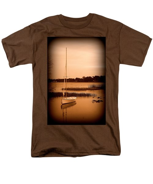 Men's T-Shirt  (Regular Fit) featuring the photograph Nostalgic Summer by Laurie Perry