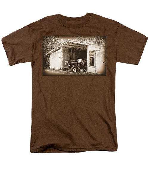 Men's T-Shirt  (Regular Fit) featuring the photograph Old Ford by Faith Williams