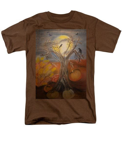 One Hallowed Eve Men's T-Shirt  (Regular Fit) by Maria Urso