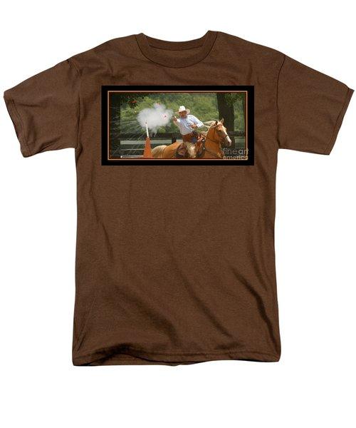One More Dead Balloon Men's T-Shirt  (Regular Fit) by Carol Lynn Coronios