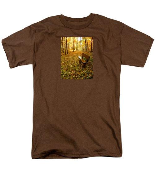 Only Lovers Are Missing Men's T-Shirt  (Regular Fit) by Zafer Gurel