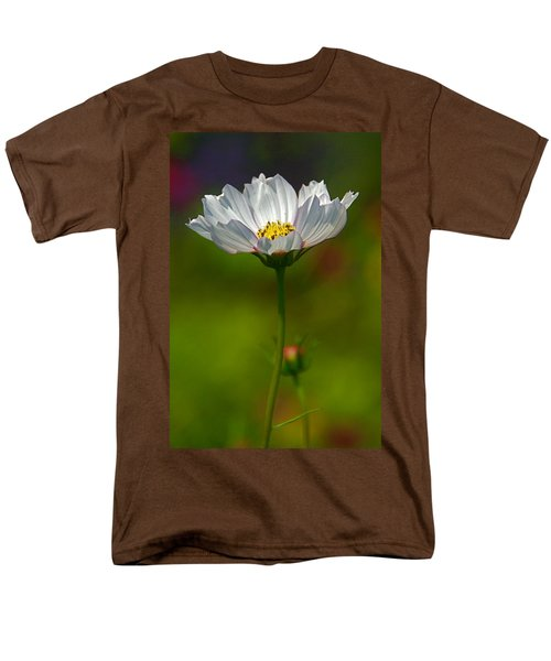 Men's T-Shirt  (Regular Fit) featuring the photograph Open For All by Byron Varvarigos