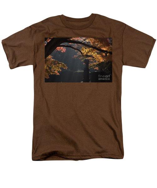 Men's T-Shirt  (Regular Fit) featuring the photograph Orangish by Steven Macanka