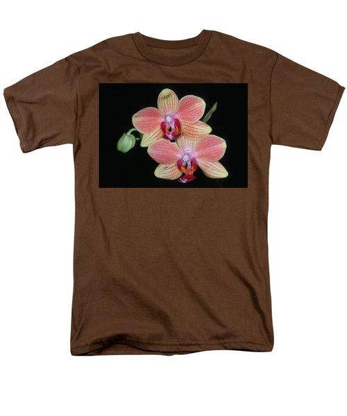 Orchid 4 Men's T-Shirt  (Regular Fit)