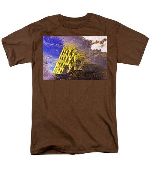 Parallel Universe Men's T-Shirt  (Regular Fit) by Prakash Ghai