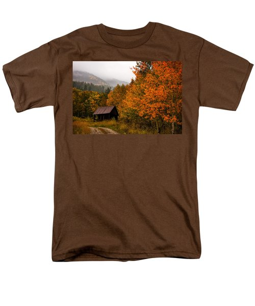 Men's T-Shirt  (Regular Fit) featuring the photograph Peaceful by Ken Smith