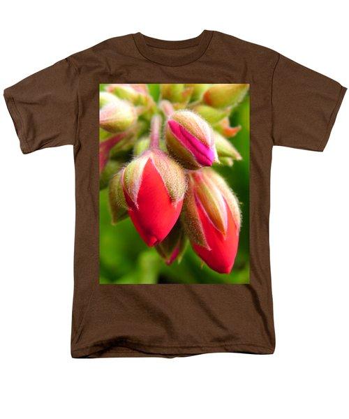 Men's T-Shirt  (Regular Fit) featuring the photograph Pending Beauty by Deb Halloran