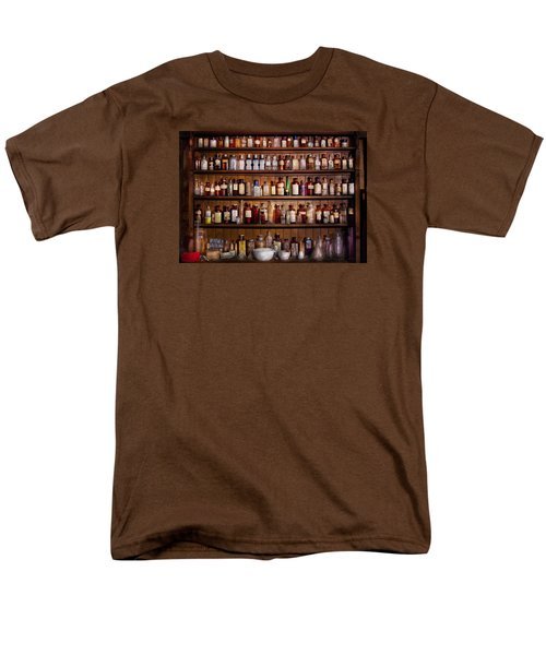 Pharmacy - Pharma-palooza  Men's T-Shirt  (Regular Fit) by Mike Savad