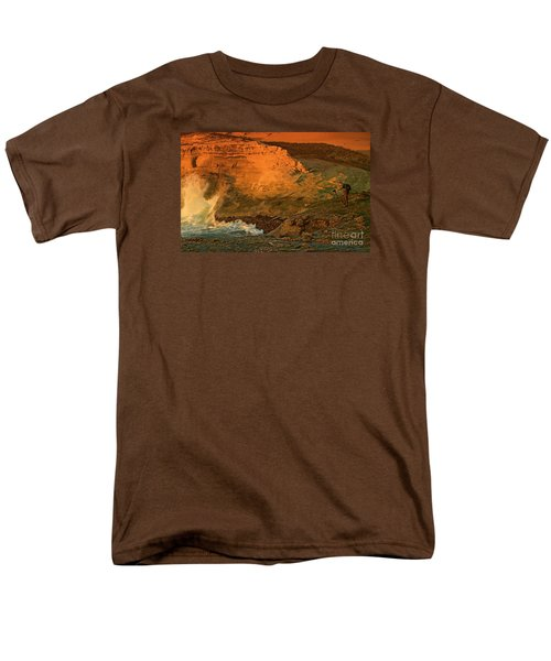 Men's T-Shirt  (Regular Fit) featuring the photograph Photographers Paradise by Nick  Boren