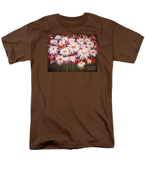 Men's T-Shirt  (Regular Fit) featuring the painting Pick One For Me by Lori  Lovetere