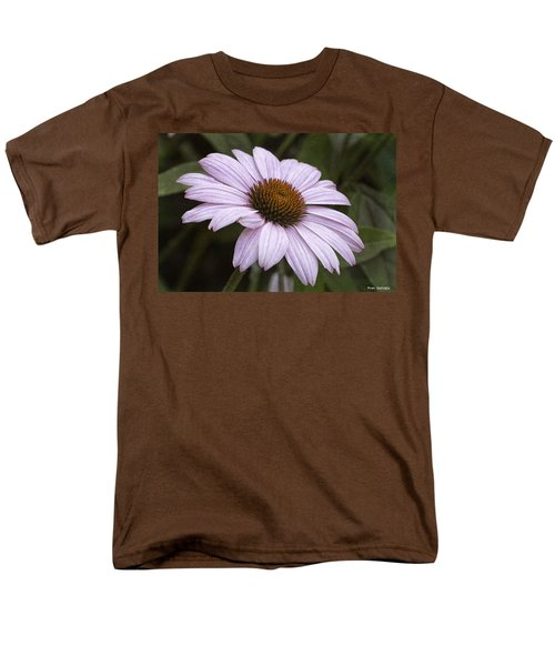 Pink Summers Men's T-Shirt  (Regular Fit) by Fran Gallogly