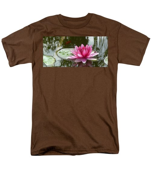 Pond Magic Men's T-Shirt  (Regular Fit) by Evelyn Tambour