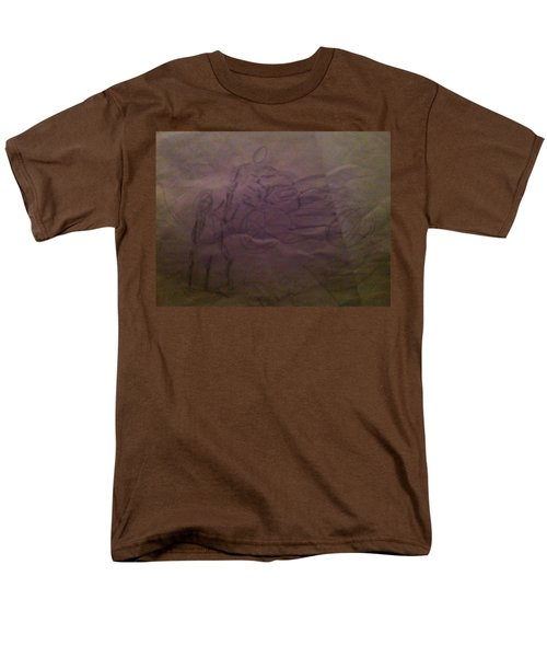 Pose1 Men's T-Shirt  (Regular Fit) by Mary Ellen Anderson