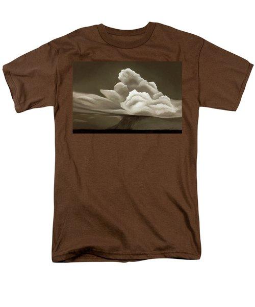 Prairy Storm IIi Men's T-Shirt  (Regular Fit) by Garry McMichael
