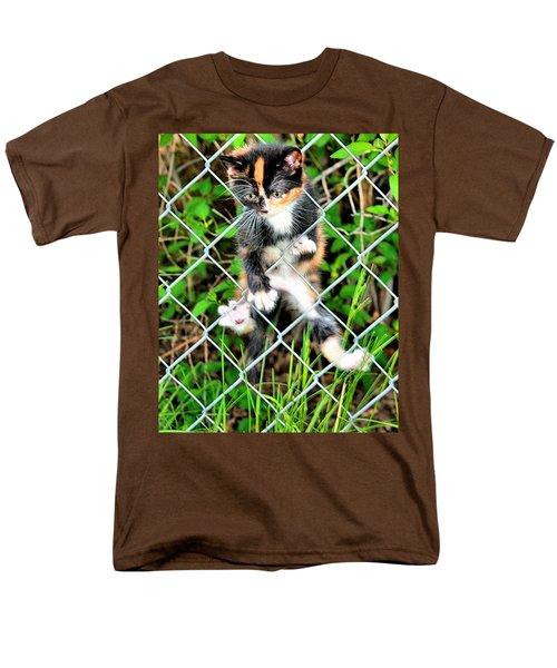 Predicament Men's T-Shirt  (Regular Fit) by Steven Reed
