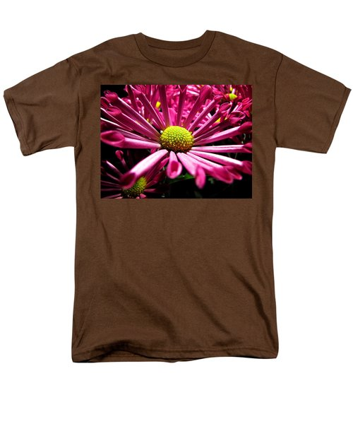 Men's T-Shirt  (Regular Fit) featuring the photograph Pretty In Pink by Greg Simmons