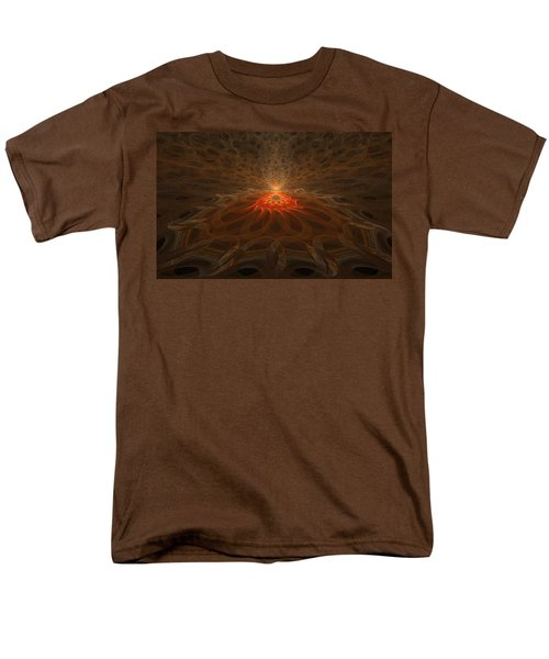 Pyre Men's T-Shirt  (Regular Fit) by GJ Blackman