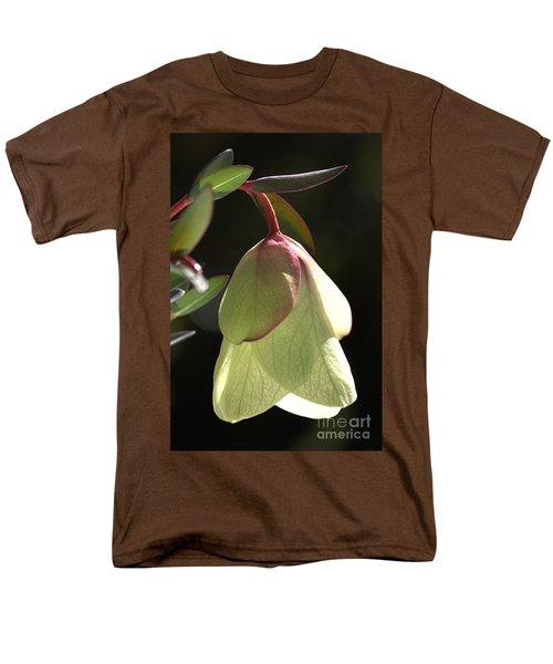Qualup Bell Flower  Men's T-Shirt  (Regular Fit) by Joy Watson