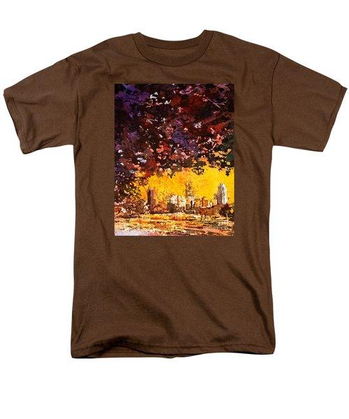 Raleigh Downtown Men's T-Shirt  (Regular Fit)