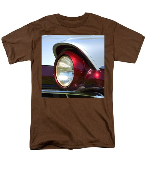 Ranch Wagon Headlight Men's T-Shirt  (Regular Fit) by Dean Ferreira