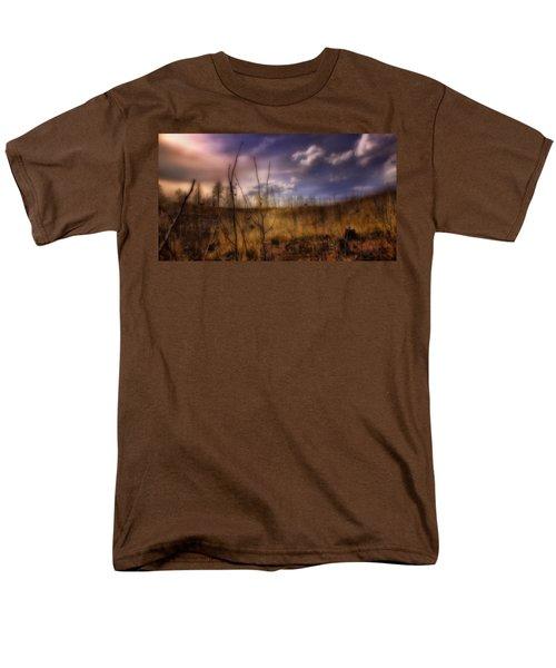 Men's T-Shirt  (Regular Fit) featuring the photograph Recovery by Ellen Heaverlo