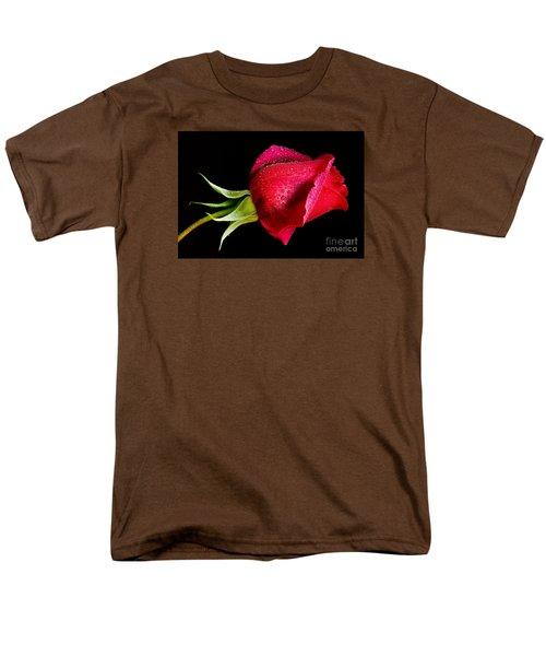 Red Hot Men's T-Shirt  (Regular Fit) by Nick  Boren