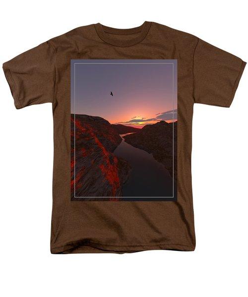 Red River... Men's T-Shirt  (Regular Fit)