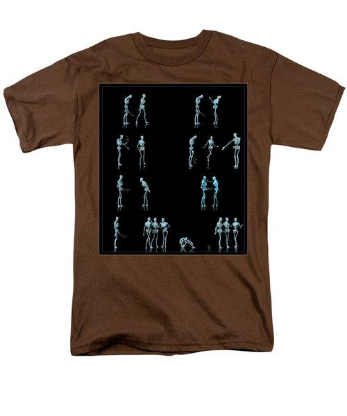 Rejected Robot... Men's T-Shirt  (Regular Fit)