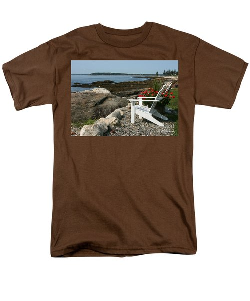 Relaxing Afternoon Men's T-Shirt  (Regular Fit) by Mariarosa Rockefeller