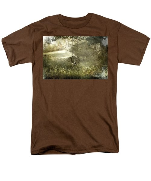 Reminiscing Men's T-Shirt  (Regular Fit) by Ellen Cotton