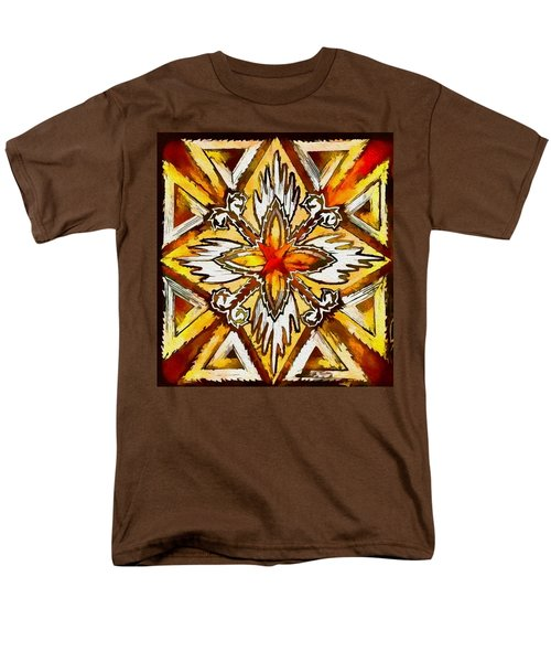 Men's T-Shirt  (Regular Fit) featuring the digital art Return by Kathy Bassett